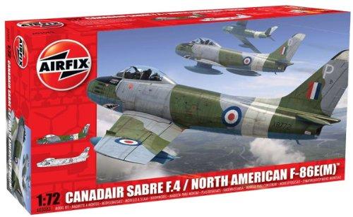 airfix-a03083-kit-modellismo-north-american-f-86-canadair-mk4-sabre-military-aircraft-serie-3-scala-