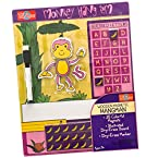 Monkey Magnetic Hangman Game