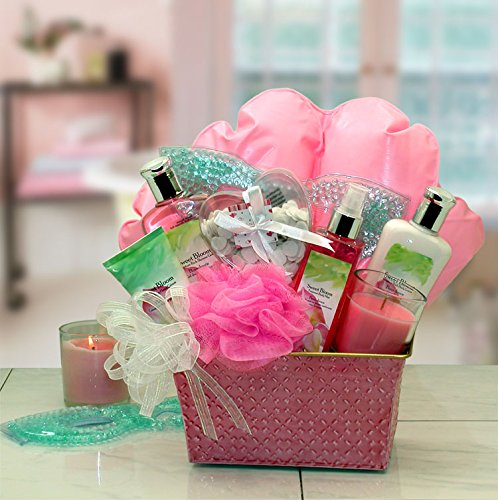 Elegantly Tickled Pink Spa Gift Set