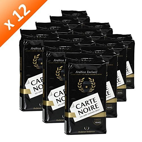 coffee-carte-noire-authentic-imported-french-gourmet-coffee-250-g-88-oz-twelve-by-carte-noire