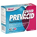 Prevacid Acid Reducer, 24 Hour, 15 mg, Capsules, 42 ct.