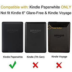 Fintie Kindle Paperwhite Flip Case by Fintie