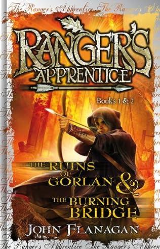 book cover of Ruins of Gorlan / Burning Bridge