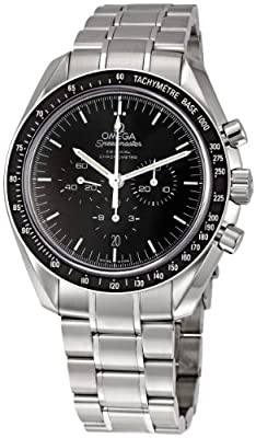 Omega Men's 311.30.44.50.01.002 Speedmaster Professional Black Dial Watch
