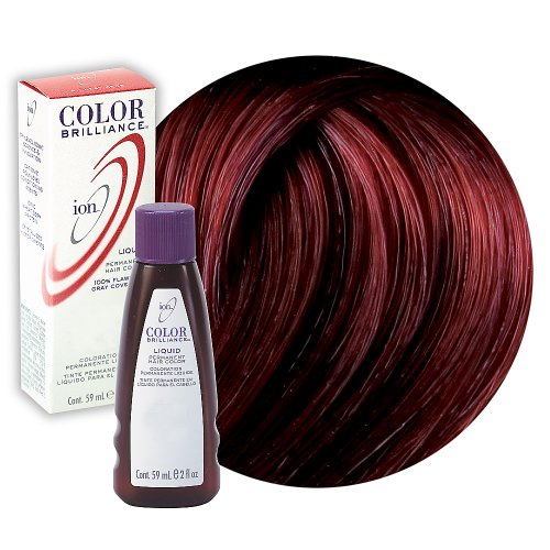 Ion Color Brilliance Liquid Hair Color 6RV Beauty