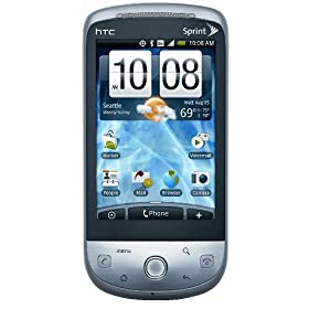 51hdpBX9i6L. SL500 AA280  HTC Hero Android Phone For Sprint   $60 Shipped