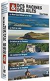 Des racines et des ailes - Passion Patrimoine : Le Mont-Saint-Michel et sa baie / Le Nord au coeur / Les couleurs du Périgord / Un balcon sur le Dauphiné - Coffret 5 DVD