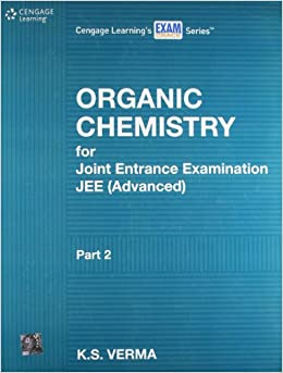 Organic Chemistry for JEE Joint Entrance Examination Advanced (Part - 2) 1st  Edition price comparison at Flipkart, Amazon, Crossword, Uread, Bookadda, Landmark, Homeshop18
