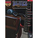 Blues Classics - Harmonica Play-Along Volume 10 Book/CD (Diatonic Harmonica)