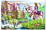 Melissa &amp; Doug Fairy Tale Castle Floor Puzzle
