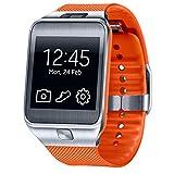 Samsung ET-SR380BOEGWW Cinturino intercambiabile per Gear2 e Gear2 Neo, Arancione