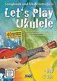 Let's Play Ukulele mit 2 CDs + DVD