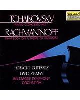 Con Pno 1/Rhaps Paganini