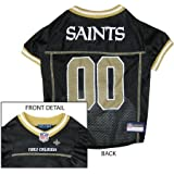 New Orleans Saints Dog Mesh Jersey Medium