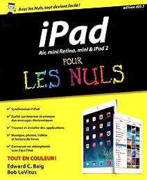 iPad Air, mini Retina, mini & iPad 2 Pour les Nuls