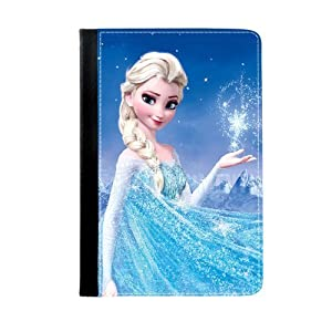 Amazon.com: Custom Frozen Disney 3D Film Elsa Tablet Hard Case with