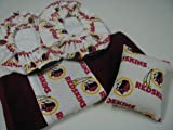 Washington Redskins Fabric Shoe Cover Rosin Bag Towel Set at Amazon.com
