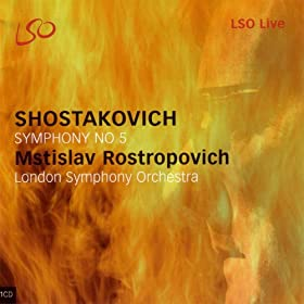 Shostakovich: Symphony No. 5