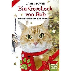 Ein Geschenk von Bob: Ein Wintermärchen mit dem Streuner (Allgemeine Reihe. Bastei Lübbe Taschenb