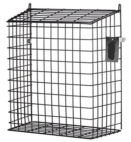 dwd-aar-large-black-letter-box-door-cage-guard-protect-mail-post-dog-cat-proof-fits-all-doors-letter