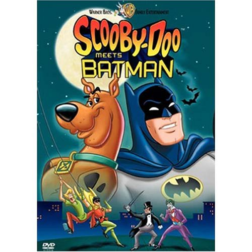 Scooby-Doo Meets Batman [DVD]
