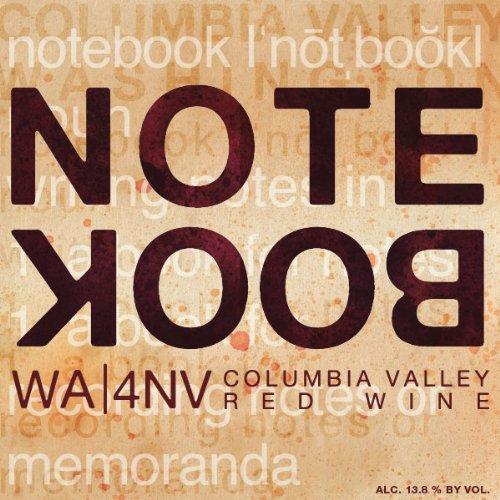 Notebook 4Nv Red Blend 750 Ml