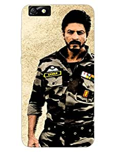 SRK - JAB TAK HAI JAAN - For SRK Fans - Hard Back Case Cover for Huawei Honor 4X - Superior Matte Finish - HD Printed Cases and Covers