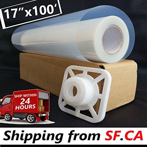 "17""x100/roll?Premium Waterproof Inkjet Transparency Film Paper for Silk Screen Printing [+Peso($32.00 c/100gr)] (US.ME.49.99-0-B0779QFHTW.4)"