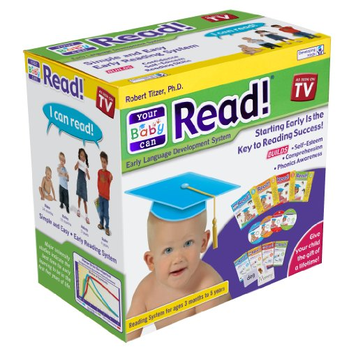 Your Baby Can Read! DVD Set