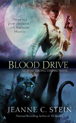 Image of Blood Drive (The Anna Strong Chronicles, Book 2)