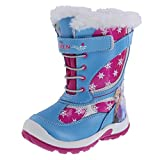 THE LATEST DISNEY FROZEN TODDLER ELSA ANNA SNOW BOOT FOR THE WEATHER (12)