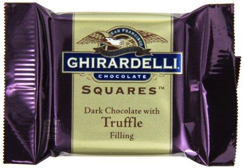 Ghirardelli Chocolate Squares, Dark & Truffle