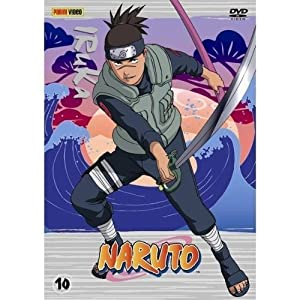 Naruto - Vol. 10, Episoden 41-44
