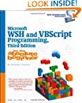 Microsoft WSH and VBScript Programmin...
