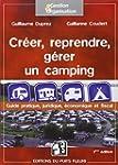 Cr�er, reprendre, g�rer un camping