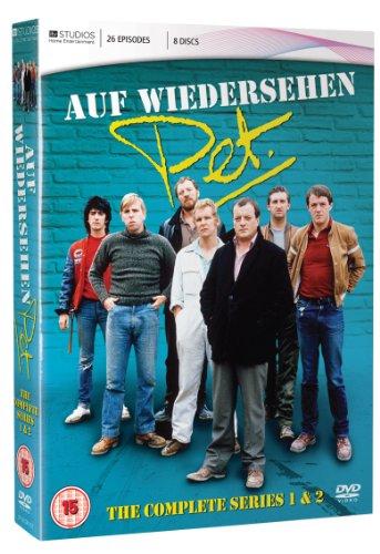 Auf Wiedersehen Pet – Series 1 & 2 [DVD]