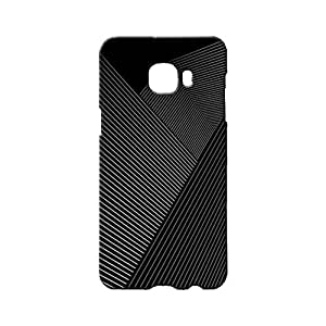 BLUEDIO Designer Printed Back case cover for Samsung Galaxy C7 - G2744