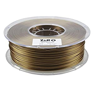FilamentDirect 3D Printing Filament PLA 1.75 mm Gold from FilamentDirect.com
