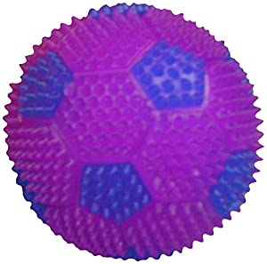 Amazing Pet Products Bouncy Soccer Ball Dog Toy, 2.6-Inch