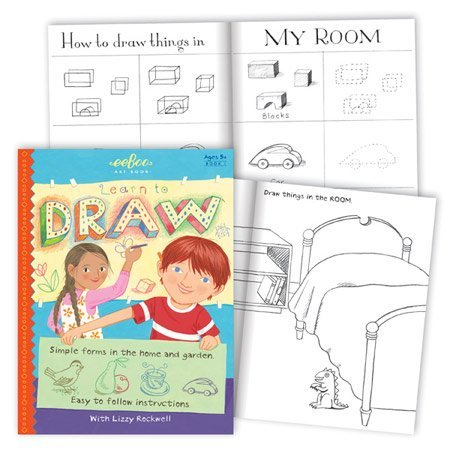 eeBoo Art Books 1 - Learn to Draw Simple Forms - 1