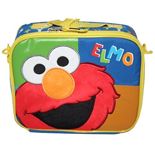 "Sesame Street Elmo Insulated Lunch Bag with Shoulder Strap ""Elmo"""