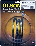 OLSON SAW 14 x 56 18 Inch 14 TPI Benchtop Bandsaw Blade