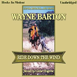 Ride Down the Wind Audiobook