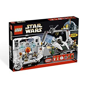 LEGO Star Wars Exclusive Limited Edition Set #7754 Home One Mon Calamari Star Cruiser