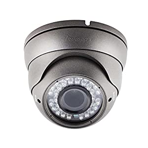 Toughsty® 2.1MP Color 1920x1080p HD-SDI Camera Indoor IR Day/Night Vision Dome Security Camera with 2.8-12mm Varifocal Lens
