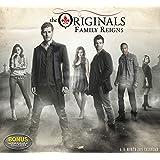 The Originals: Family Reigns 2015 Calendar: Bonus Downloadable Wallpaper