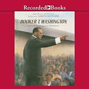 Booker T. Washington | [Alan Schroeder]