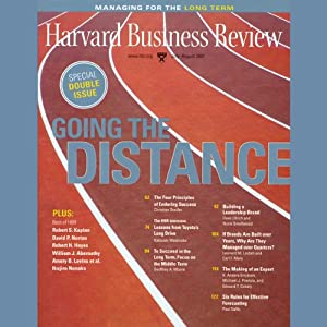 Harvard Business Review, Managing For the Long Term Periodical