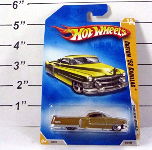 Hot Wheels Custom '53 Cadillac - 2009 New Models