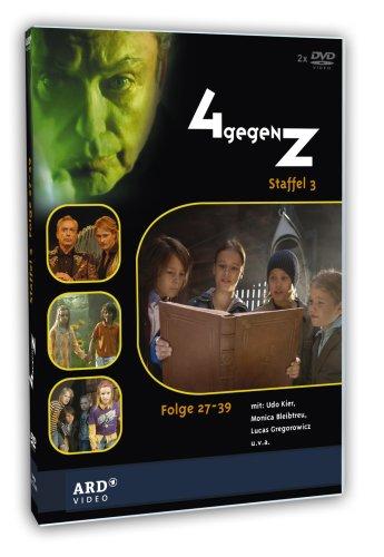 4 gegen Z - Staffel 3, Folgen 27-39 (2 DVDs